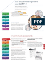 97447 Guidance for Administering Internal Assessment 2011 12