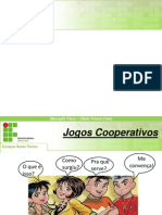Jogos Cooperativos- IFES