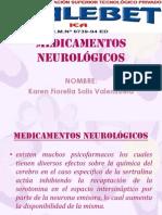 MEDICAMENTOS NEUROLÓGICOS