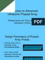 Introduction to Advanced Ultrasonics