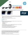 HP q3 $30 Gift Card Rebate - Solidia, Inc.