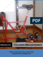 CycloGen Mechatronics