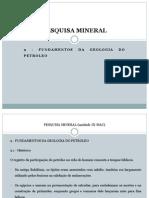E-pesquisa Mineral Ix