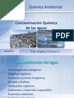 Contaminación de Aguas .pptx