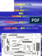 Reseña Barrio Unión 1 [Autoguardado]