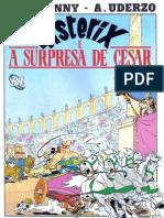 Asterix - PT34 - A Surpresa de Cesar