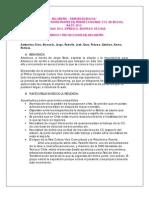 Conclusiones 6 Julio