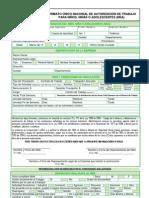 Formato Autorizacion Trabajo Ninos y Adolescentes (1)