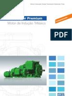 WEG w22 Super Premium 50041203 Catalogo Portugues Br
