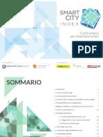 Smart City index 2013