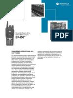 Manual Ep450 Pantalla