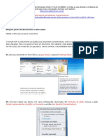 42274-Tutorial Software Office Word 2010 Bloquear Edicao Partes Documento
