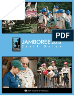 Jamboree 2013 Staff Guide - The Summit - Boy Scouts of America