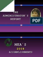 2008 Report