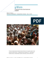 Poverty Alleviation through Microfinance, Social Capital and Gender Equality in Bangladesh