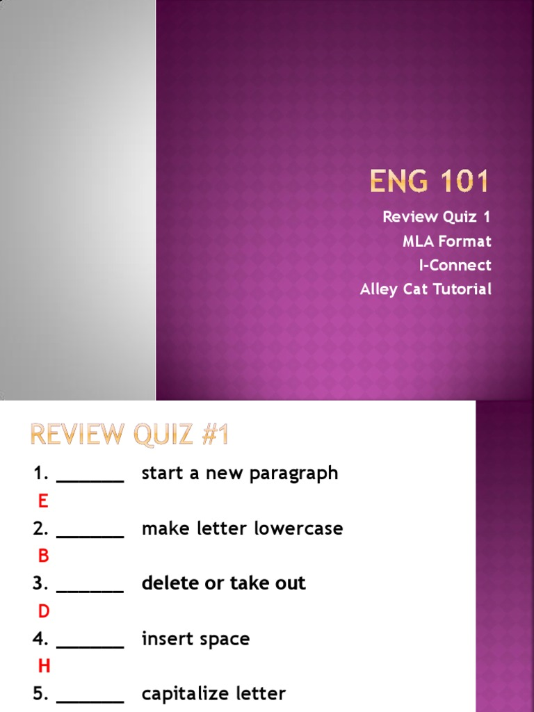 eng 101 Best english 101 quizzes - take or create english 101 quizzes & trivia test yourself with english 101 quizzes, trivia, questions and answers.