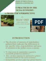 Ghana Cocobod Report