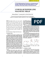 LEVEL CURVES OF POWER LINE