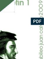 Boletin 1- Juan Calvino