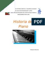 Historia Del Piano - Ucla
