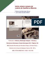 El Distrito Minero Romano de Lapis Specularis de Castilla La Mancha
