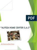 Analisis del Sistema Contable de la fabrica de muebles Alfeza Home Center SAC
