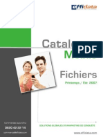 Catalogue Fichier SMS