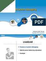 4_DWDM System Debugging 25p