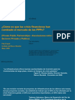 Cómo la crisis financiera ha alterado el mercado para asociaciones entre los sectores público y privado (PPPs) Drapak