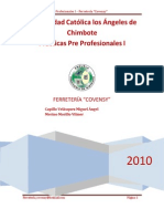 104801340 Proyecto Final Ferreteria Covensy