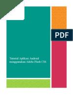 Tutorial Aplikasi Android Menggunakan Adobe Flash CS6