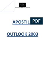 Apostila Completa Outlook 2003