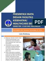 PPT Kuliah Desain Fasilitas Kesehatan Berkelanjutan