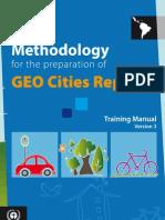 GEO Cities Methodology