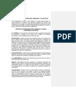 TÉCNICAS DE EXPOSICIÓN ORAL INDIVIDUAL Y COLECTIVAS