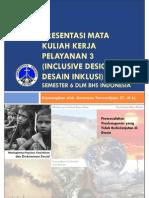 PPT Kuliah Kerja Pelayanan 3-Inclusive Design