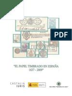 El Papel Timbrado en España 1637-2009