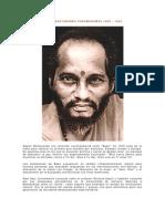 Swami Muktananda Paramahamsa