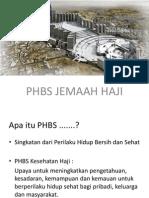 PHBS Jemaah Haji