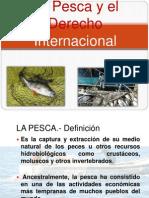La Pesca Y El Derecho Internacional