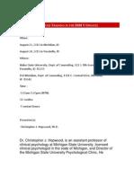 DSM 5 updates