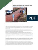 120110.Rwanda, le rapport qui met fin à des années de flou - Le Figaro - 10 janvier 2012 -