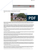 Génocide rwandais. Le camp Kagamé innocenté - Le Monde - 11 janvier 2012 -