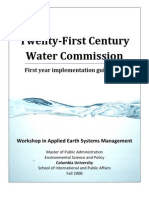 21st Century Water Commission Final Report