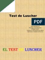CURSO LUSCHER NV1
