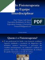 Papel Fisio Equipe Interdisciplinar