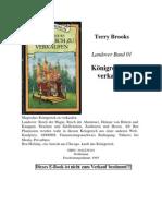 Brooks Terry - Landover 01 - Koenigreich Zu Verkaufen