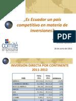 Ecuador Competitivo