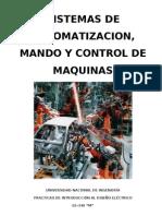 Monografia Sistemas de Automatizacion, Mando y Control