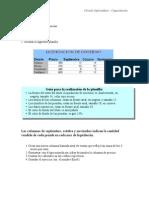 Problemario Excel